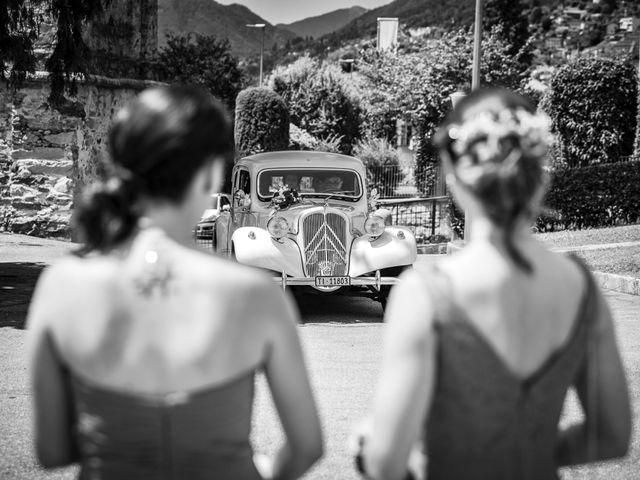 Il matrimonio di Micael e Telma a Cucciago, Como 12