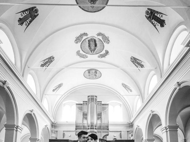Il matrimonio di Micael e Telma a Cucciago, Como 19