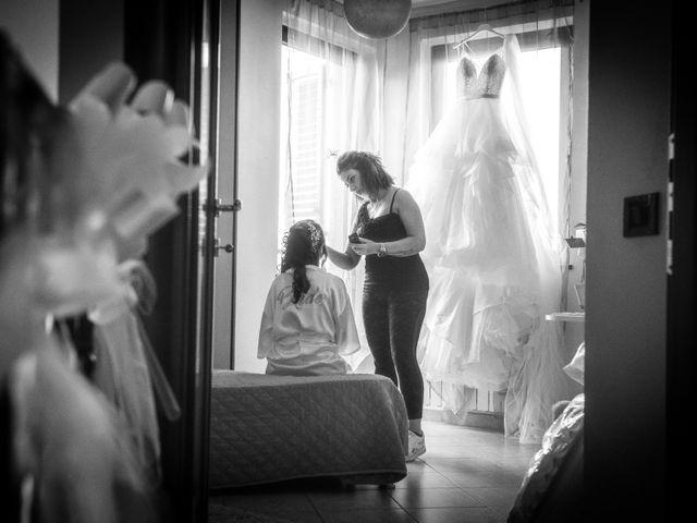 Il matrimonio di Stefano e Jessika a Viterbo, Viterbo 13