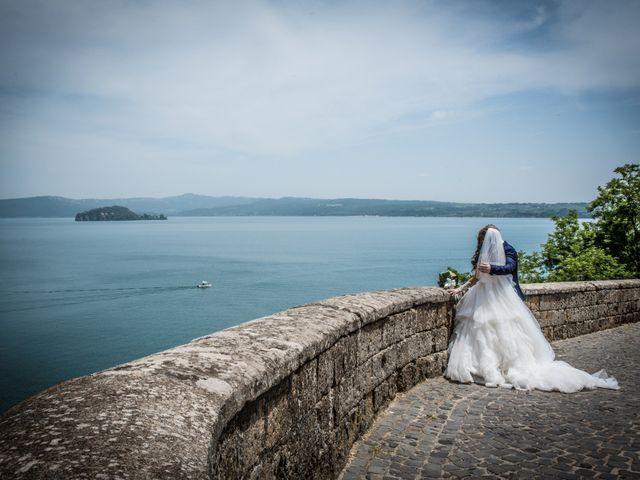 Il matrimonio di Stefano e Jessika a Viterbo, Viterbo 27