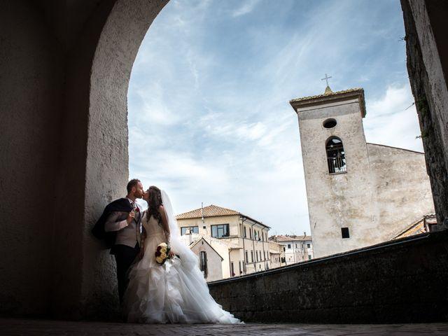 Il matrimonio di Stefano e Jessika a Viterbo, Viterbo 28