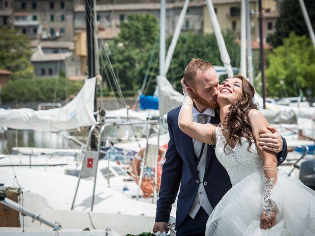 Il matrimonio di Stefano e Jessika a Viterbo, Viterbo 31