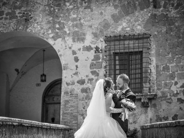 Il matrimonio di Stefano e Jessika a Viterbo, Viterbo 32