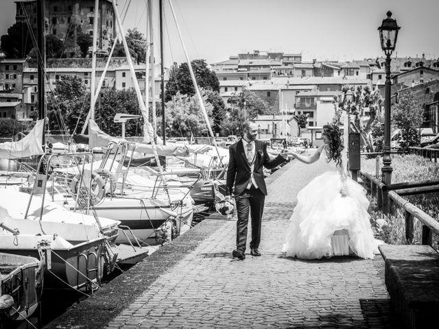 Il matrimonio di Stefano e Jessika a Viterbo, Viterbo 33