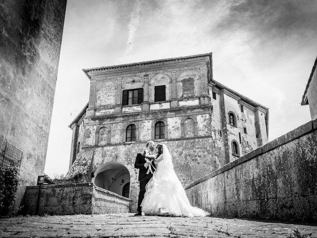 Il matrimonio di Stefano e Jessika a Viterbo, Viterbo 34
