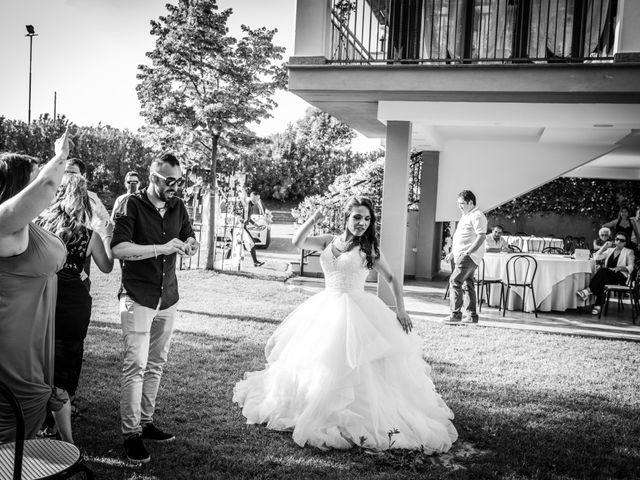 Il matrimonio di Stefano e Jessika a Viterbo, Viterbo 38