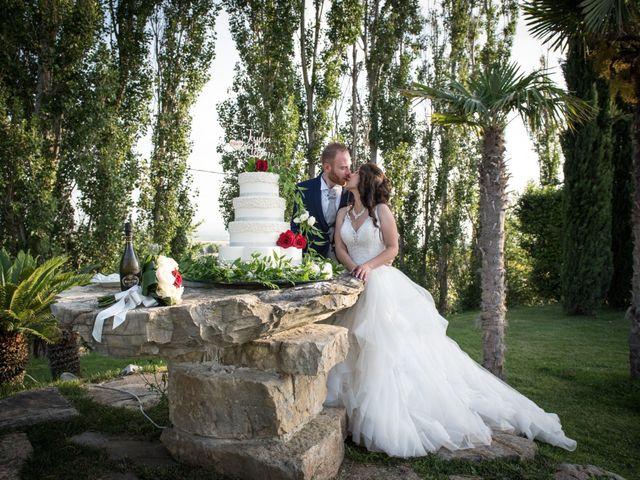 Il matrimonio di Stefano e Jessika a Viterbo, Viterbo 41