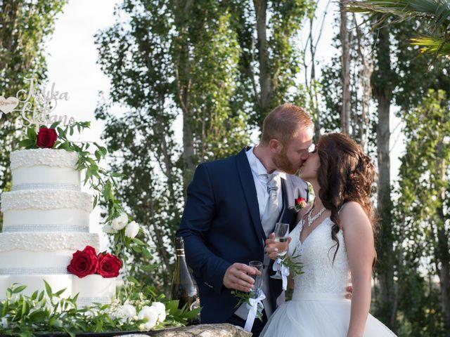 Il matrimonio di Stefano e Jessika a Viterbo, Viterbo 43