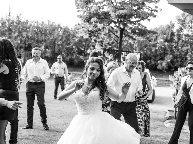 Il matrimonio di Stefano e Jessika a Viterbo, Viterbo 45