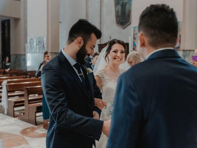 Il matrimonio di Gianni e Ilaria a Nuoro, Nuoro 57