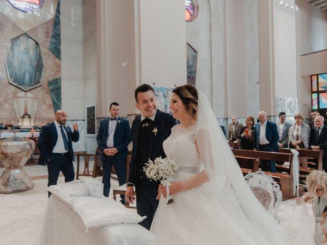 Il matrimonio di Gianni e Ilaria a Nuoro, Nuoro 58