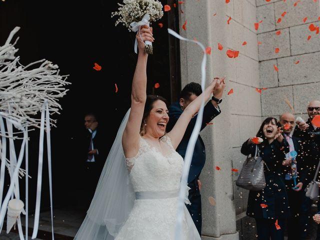 Il matrimonio di Gianni e Ilaria a Nuoro, Nuoro 64