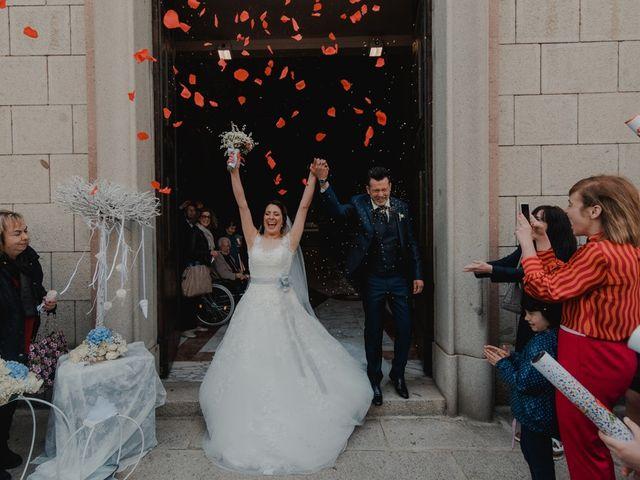 Il matrimonio di Gianni e Ilaria a Nuoro, Nuoro 65