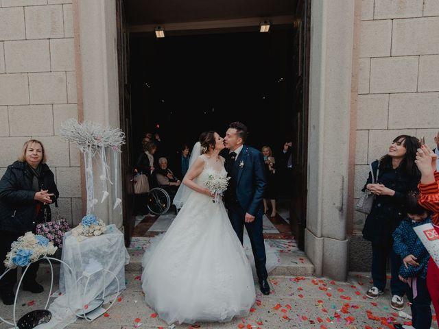 Il matrimonio di Gianni e Ilaria a Nuoro, Nuoro 67