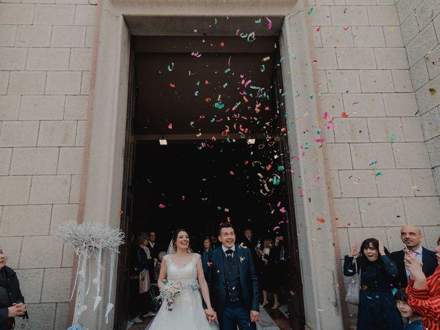 Il matrimonio di Gianni e Ilaria a Nuoro, Nuoro 68