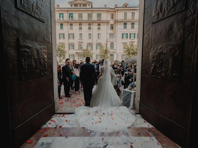 Il matrimonio di Gianni e Ilaria a Nuoro, Nuoro 69