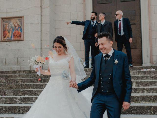 Il matrimonio di Gianni e Ilaria a Nuoro, Nuoro 71