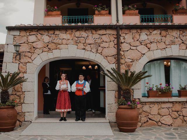 Il matrimonio di Gianni e Ilaria a Nuoro, Nuoro 74