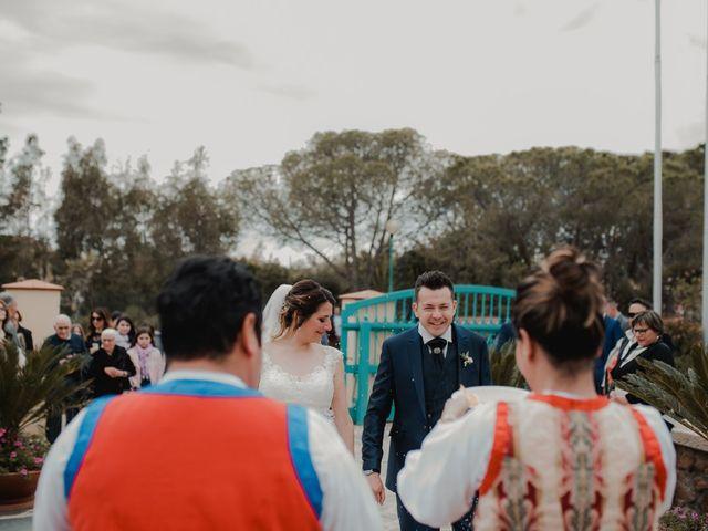 Il matrimonio di Gianni e Ilaria a Nuoro, Nuoro 76