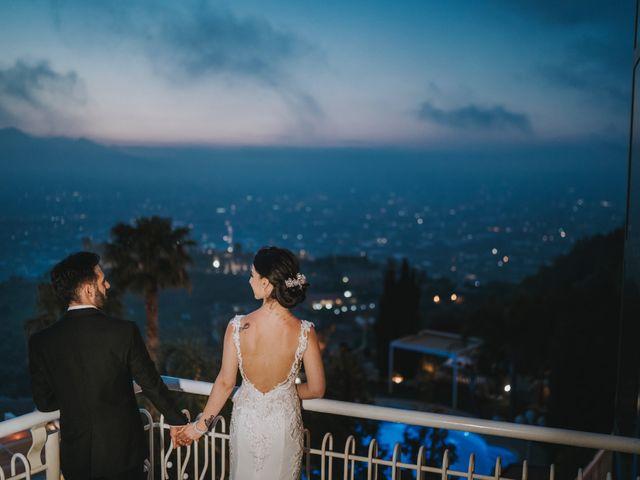 Le nozze di Enzo e Milly