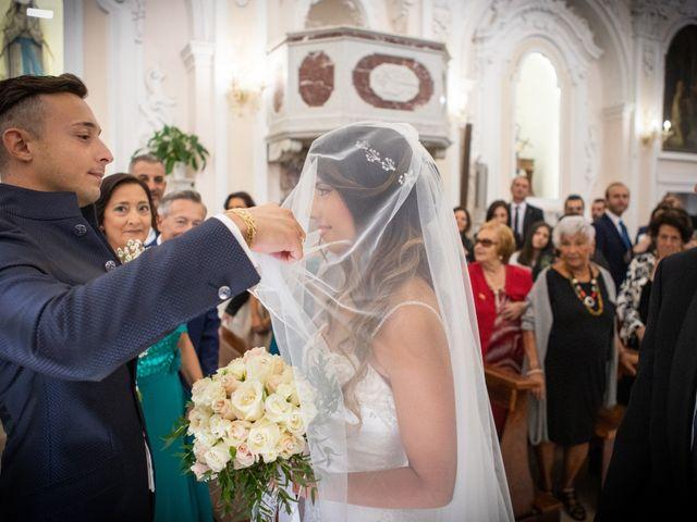 Le nozze di Claudio e Rossana