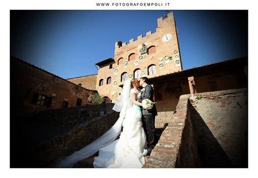 Il matrimonio di Giovanni e Nataliya a Certaldo, Firenze 3