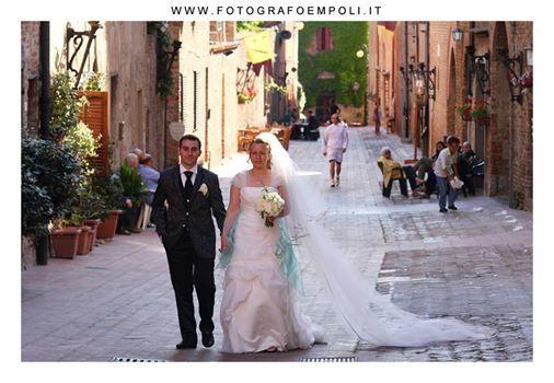Il matrimonio di Giovanni e Nataliya a Certaldo, Firenze 6