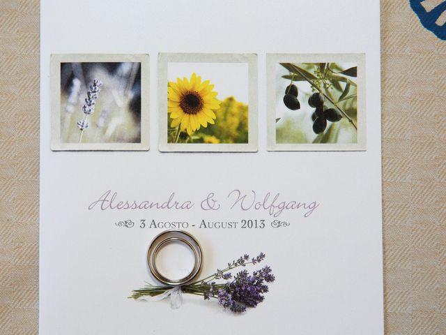 Il matrimonio di Wolfgang e Alessandra a Bologna, Bologna 1