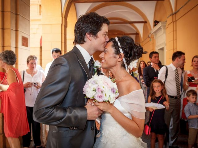 Il matrimonio di Wolfgang e Alessandra a Bologna, Bologna 16