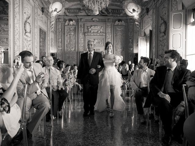 Il matrimonio di Wolfgang e Alessandra a Bologna, Bologna 20