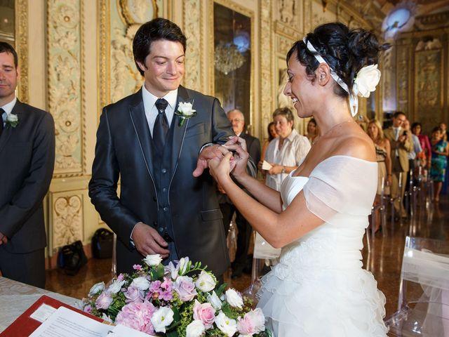 Il matrimonio di Wolfgang e Alessandra a Bologna, Bologna 31