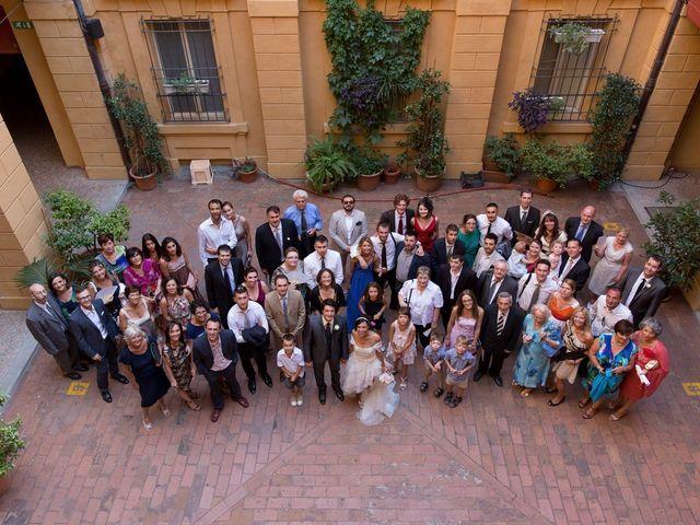 Il matrimonio di Wolfgang e Alessandra a Bologna, Bologna 42