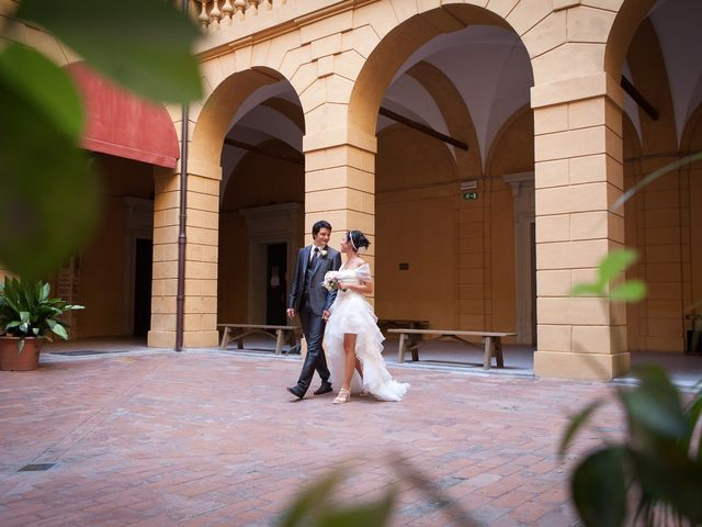 Il matrimonio di Wolfgang e Alessandra a Bologna, Bologna 51