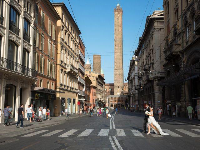 Il matrimonio di Wolfgang e Alessandra a Bologna, Bologna 56