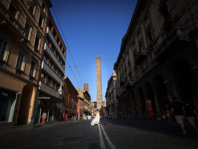 Il matrimonio di Wolfgang e Alessandra a Bologna, Bologna 57