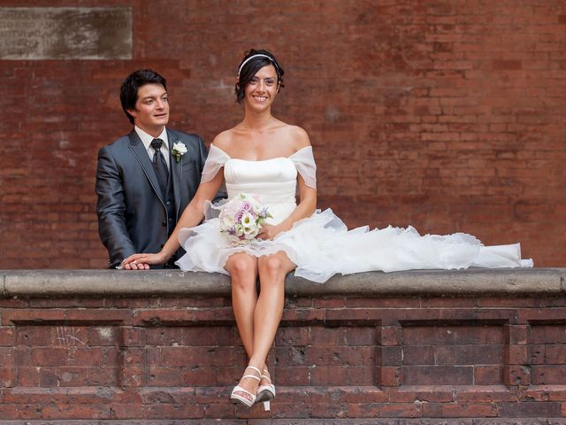 Il matrimonio di Wolfgang e Alessandra a Bologna, Bologna 59