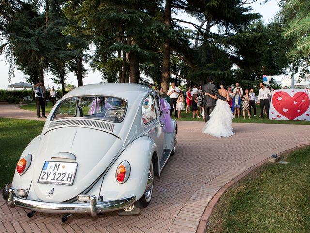 Il matrimonio di Wolfgang e Alessandra a Bologna, Bologna 65