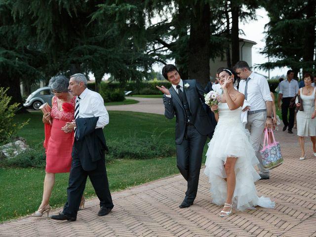 Il matrimonio di Wolfgang e Alessandra a Bologna, Bologna 78