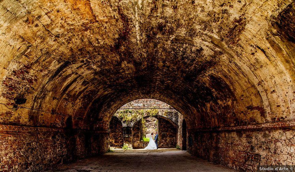 Il matrimonio di Lorenzo e Martina a Borgo a Mozzano, Lucca