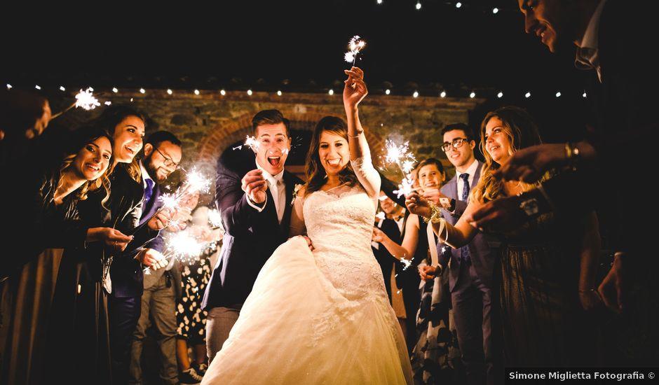 Il matrimonio di Andrea e Viola a Monte San Savino, Arezzo