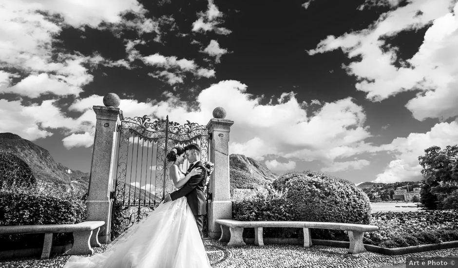 Il matrimonio di Micael e Telma a Cucciago, Como