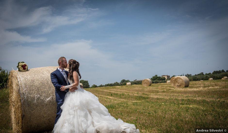 Il matrimonio di Stefano e Jessika a Viterbo, Viterbo