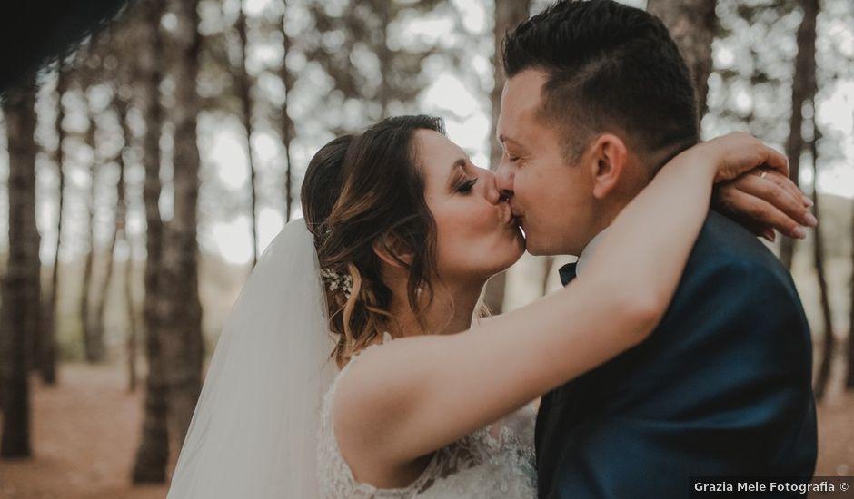 Il matrimonio di Gianni e Ilaria a Nuoro, Nuoro