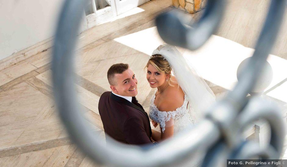 Il matrimonio di Giuseppe e Carmen a Foggia, Foggia