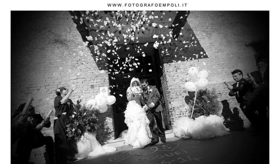 Il matrimonio di Giovanni e Nataliya a Certaldo, Firenze