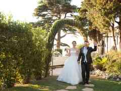 le nozze di Alessia e Ciro 876