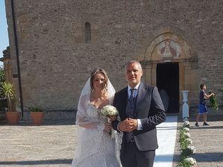 Le nozze di Oriana e Calogero 1