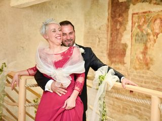 Le nozze di Greta e Davide
