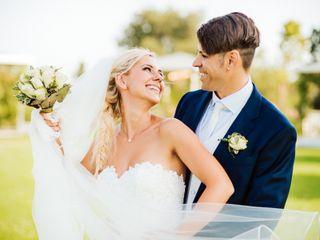 Le nozze di Daniela e Leo