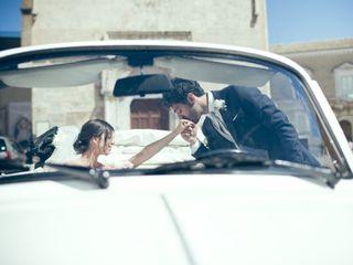 le nozze di Alessandra e Marco 1
